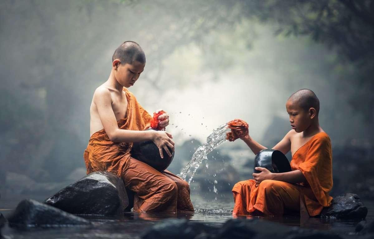 Transforming Daily Tasks Into Meditation