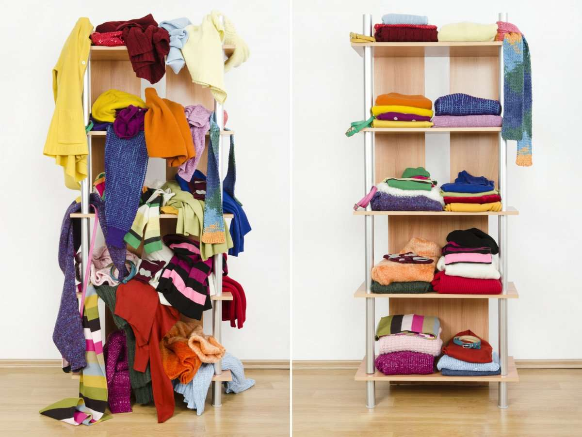 Decluttering Your Home And Decluttering Your Mind